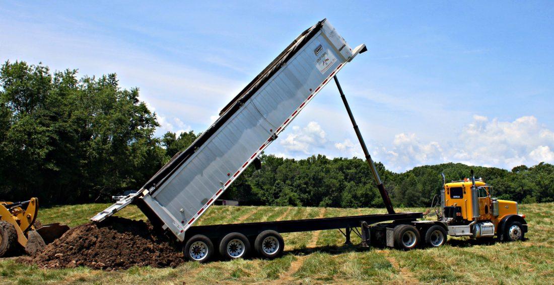 OLE Truck Unloading