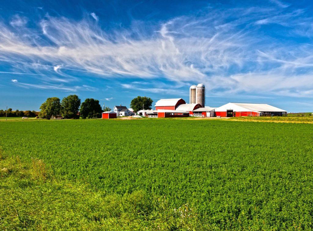 Chesapeake Bay Watershed farm